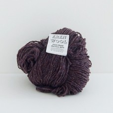 Kerry Aran Wool Bilberry